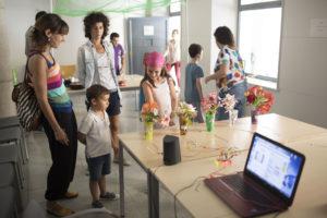 27 de maig de 2017. Tercera edició del Festivalot, festival infantil i familiar a Girona. Dissabte, primer dia del Festivalot.